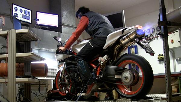 Dynojet bei MORC Motorbike