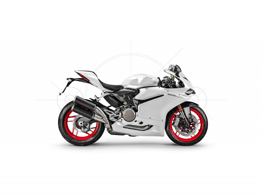 959 Panigale Sketch